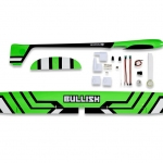 D-Power BULLISH Speedliner - 185 cm Elektrosegler ARF+