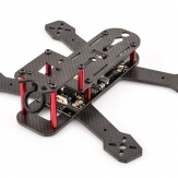 BeeRotor Ultra 180 Carbon Fiber FPV Racing Frame With PDB